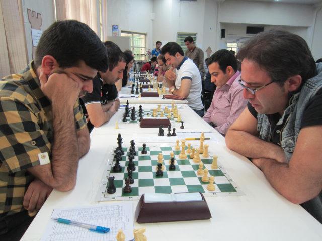 تصاویر دور چهارم مسابقات قهرمانی استان البرز در سال 1394