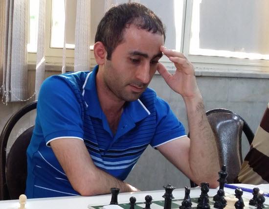 بهروز رزاقی قهرمان جام رمضان استان البرز شد.