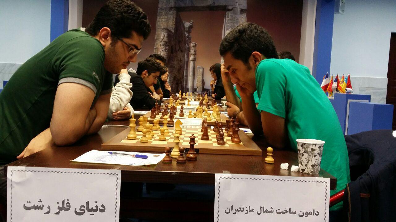 پایان هفته سوم لیگ برتر کشور در تهران (نیم فصل دوم)