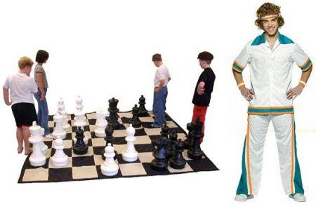 آماده شدن برای مسابقات شطرنج