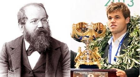 رکورد داران عرصه قهرمانی شطرنج جهان