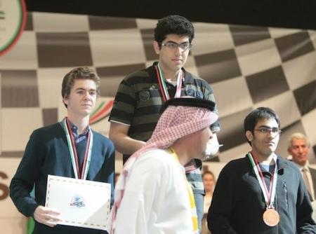 پایان مسابقات قهرمانی رده های سنی زیر 8 تا 18 سال جهان