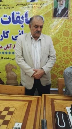 تیم سایپا تهران قهرمان مسابقات شطرنج کارگران کشور شد.