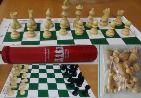 مهره های استاندارد Chessboard
