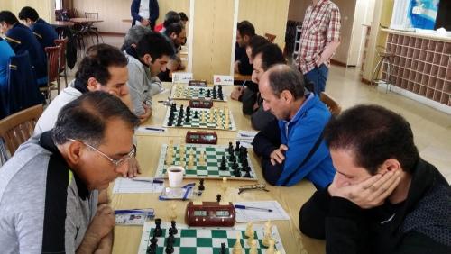 بانک مسکن قهرمان مسابقات شطرنج شبکه بانکی کشور