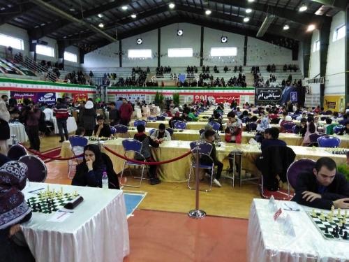 اولین دوره مسابقات بین المللی قائم کاپ