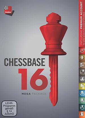 دانلود ChessBase 16 - Mega 2021
