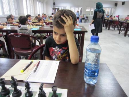 چهارمین دوره مسابقات شطرنج ویژه نوجوانان 8، 10 و 12 سال ( جام مرداد)