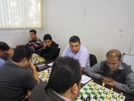 آغاز مسابقات لیگ و دستجات  آزاد هیات شطرنج استان تهران