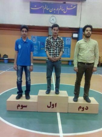سیزدهمین دوره جشنواره ورزشی دانشجویان دانشگاه تهران (آقایان)