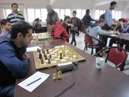 دور نهم دومین دوره مسابقات بین المللی بهین باز آفرین البرز