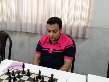 پخش زنده میز 1 قهرمانی جام رمضان استان البرز