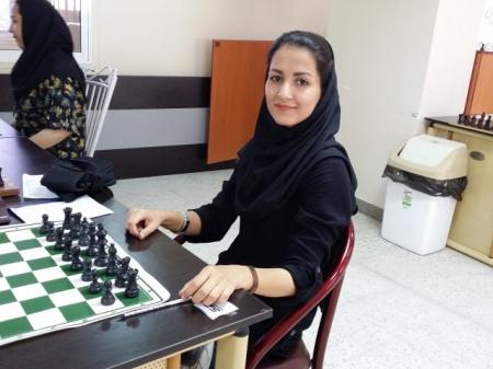 صدیقه کلانتری قهرمان مسابقات جشنواره سراسری بانوان کشور در قزوین شد
