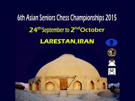 پایان قهرمانی شطرنج پیش کسوتان آسیا