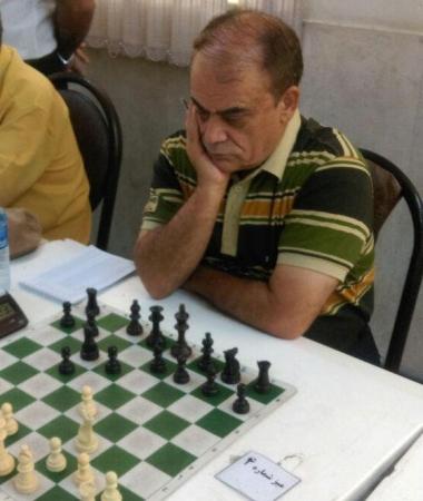 قهرمانی شطرنج پیش کسوتان آسیا