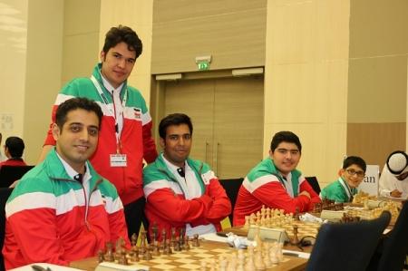 پایان رقابتهای شطرنج قهرمانی تیمی آسیا