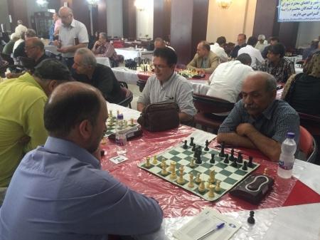 مسابقات پیشکسوتان بالای 50 و 65 سال کشور