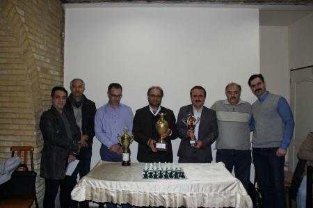 مسابقات شطرنج میراث فرهنگی به مناسبت دهه فجر