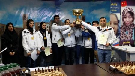 تیم سایپا قهرمان لیگ برتر کشور شد.