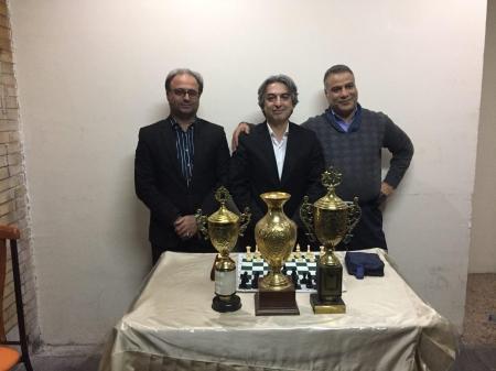 مسابقات شطرنج سازمان میراث فرهنگی به مناسبت دهه فجر